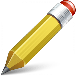 Iconexperience V Collection Pencil Icon