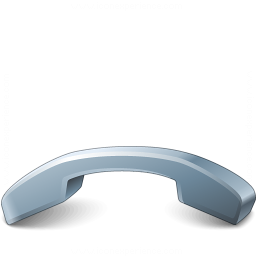 Phone Receiver Icon 256x256