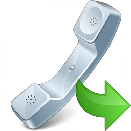 Phone Redirect Icon 256x256