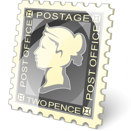 Image result for postage stamp icon