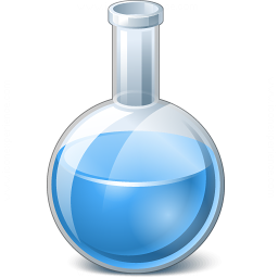 Potion Blue Icon 256x256
