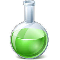 Potion Green Icon 256x256