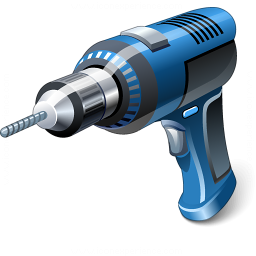 Power-drill Icon 256x256