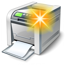 Printer New Icon 256x256