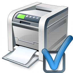 Printer Preferences Icon 256x256