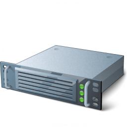 Rack Server Icon 256x256