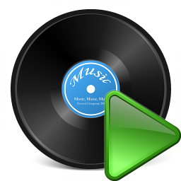 Record Run Icon 256x256