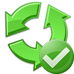 Recycle Ok Icon 256x256