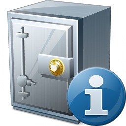Safe Information Icon 256x256