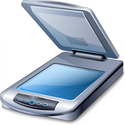 Scanner Icon 256x256