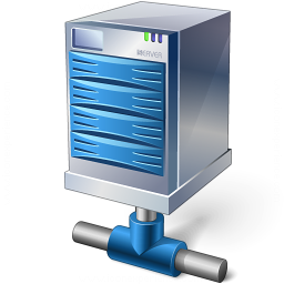 Iconexperience V Collection Server Network Icon