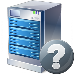 Server Unknown Icon 256x256