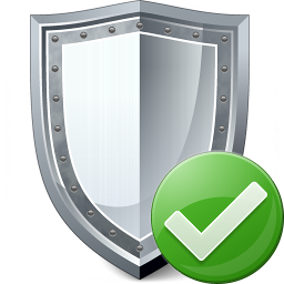 Shield Ok Icon 256x256