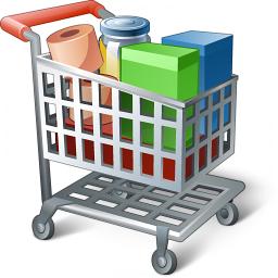 Iconexperience V Collection Shopping Cart Icon