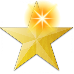 Star Yellow New Icon 256x256