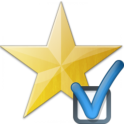Star Yellow Preferences Icon 256x256