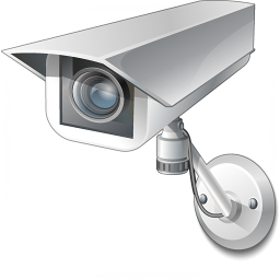 Surveillance Camera Icon 256x256