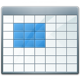 Table 2 Selection Block Icon 256x256