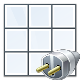 Table Connection Icon 256x256