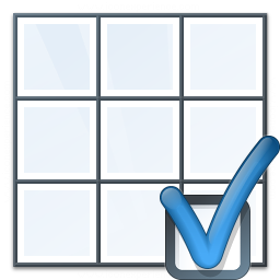 Table Preferences Icon 256x256
