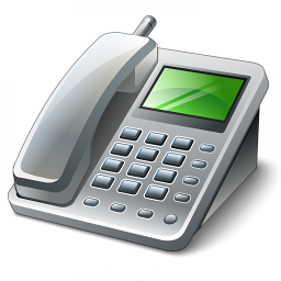 Telephone Icon 256x256