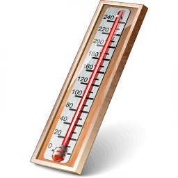 Thermometer Icon 256x256