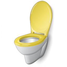 Iconexperience V Collection Toilet Icon