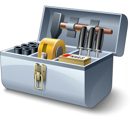 toolbox icon. toolbox icon 256x256 s