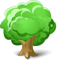 IconExperience » V-Collection » Tree Icon