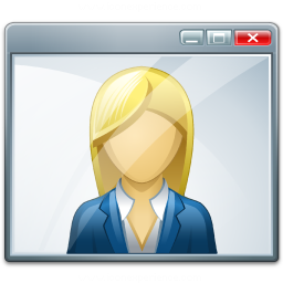 Iconexperience V Collection Video Chat Icon