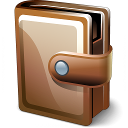 Wallet Closed Icon 256x256