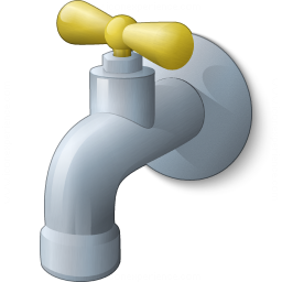 Iconexperience V Collection Water Tap Icon