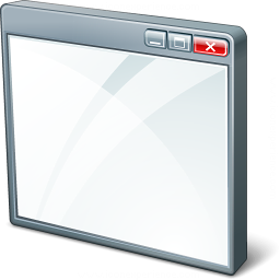 Window 2 Icon 256x256