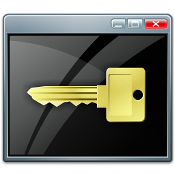 Window Key Icon 256x256