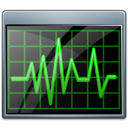 Window Oscillograph Icon 256x256
