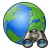Earth Find Icon