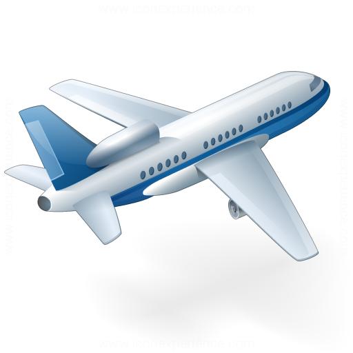 Casino airplane scene