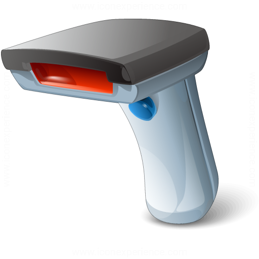 iconexperience 187 vcollection 187 barcode scanner icon
