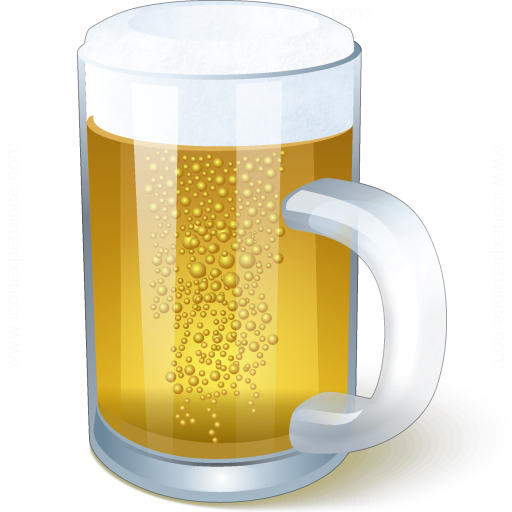 iconexperience 187 vcollection 187 beer mug icon