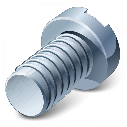 Pictures Of Nuts And Bolts >> IconExperience » V-Collection » Bolt Icon