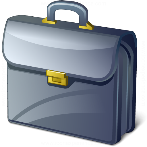 IconExperience » V-Collection » Briefcase Icon