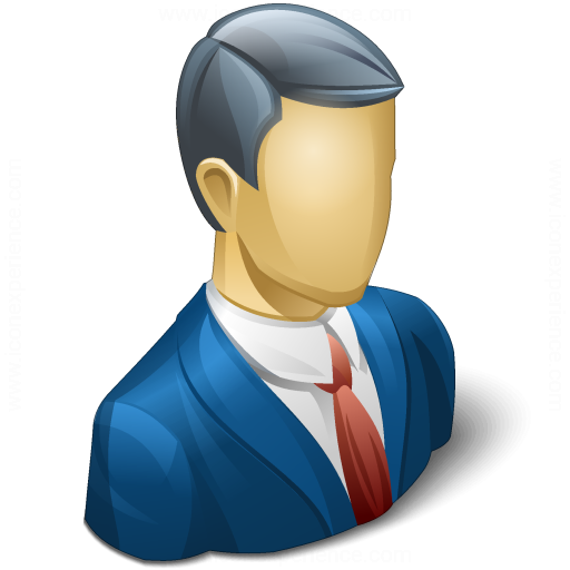 Businessman Icon