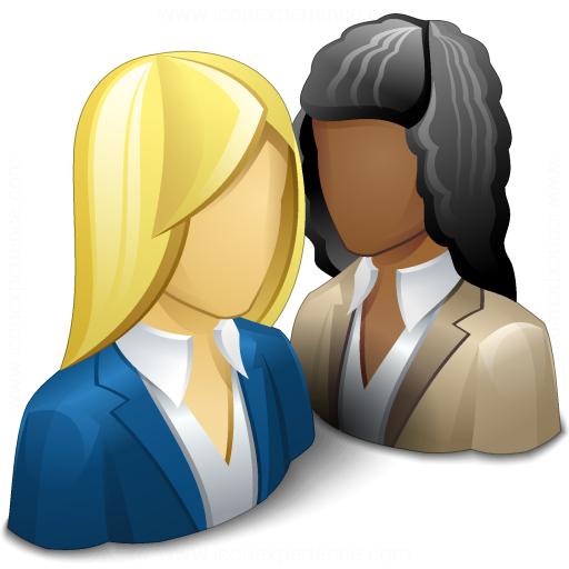 Iconexperience 187 V Collection 187 Businesswomen Icon