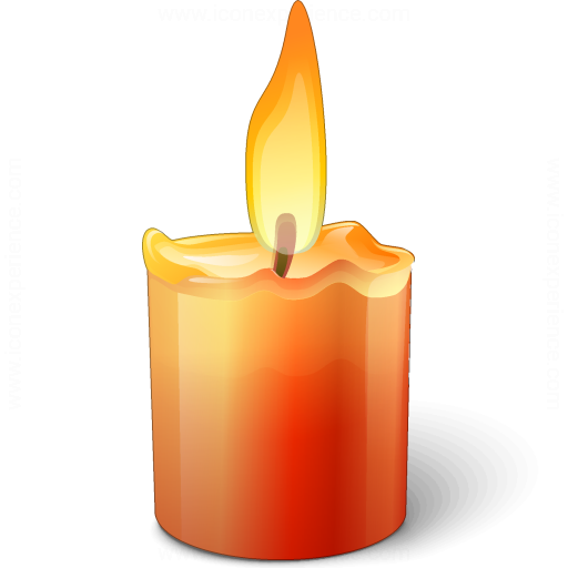 IconExperience » V-Collection » Candle Icon Birthday