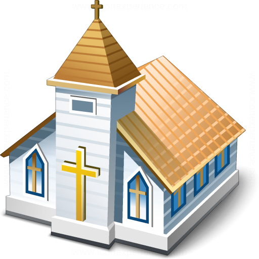 IconExperience » V-Collection » Church Icon