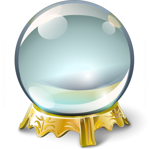 iconexperience  u00bb v collection  u00bb crystal ball icon crystal ball cartoon clipart crystal ball clipart black and white