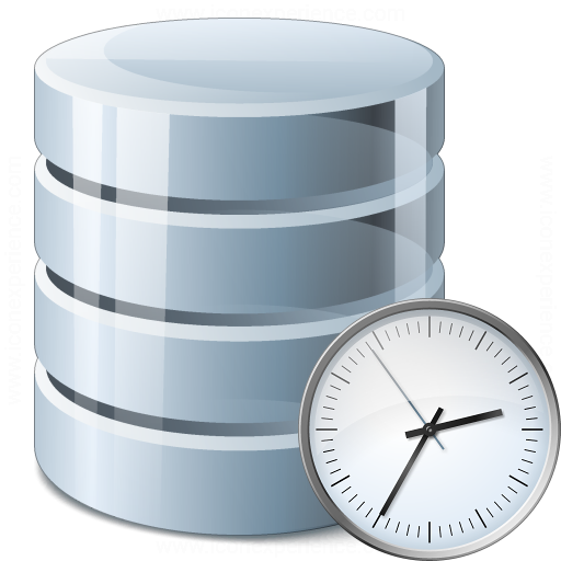 Data Time Icon
