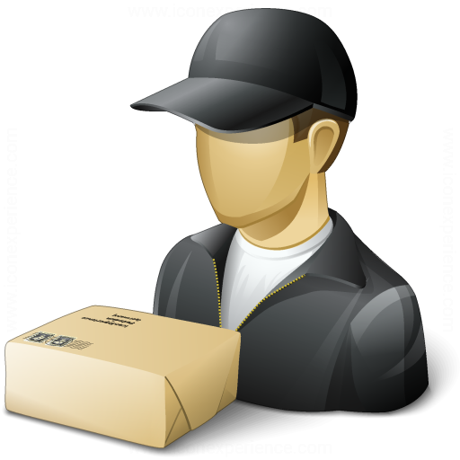 Home Delivery Clipart