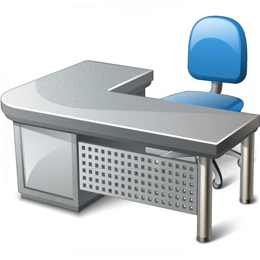 IconExperience » V-Collection » Desk Icon
