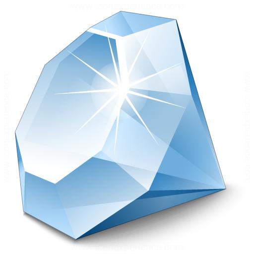 IconExperience » V-Collection » Diamond Icon